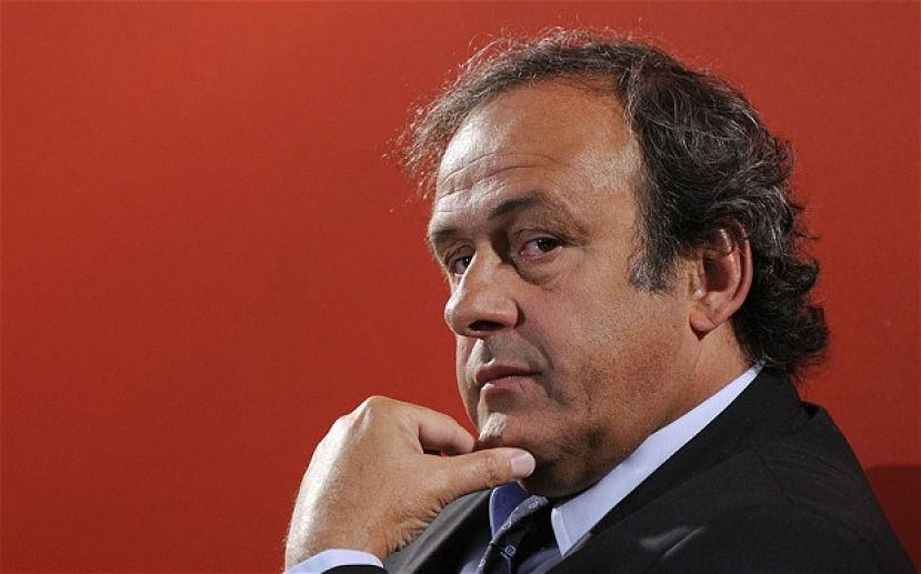 Michel Platini - Photo: REUTERS